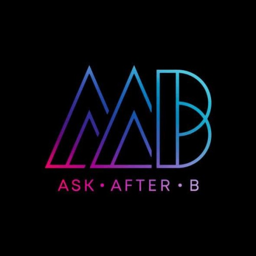 Ask after B