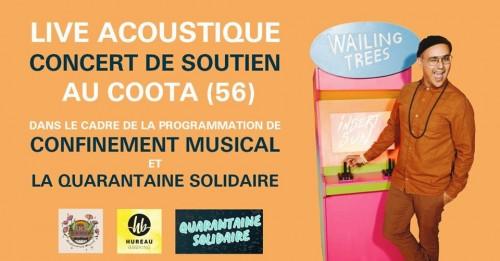 Wailing Trees acoustique Facebook Live