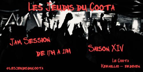 Les Jeudis du Coota - Annulé